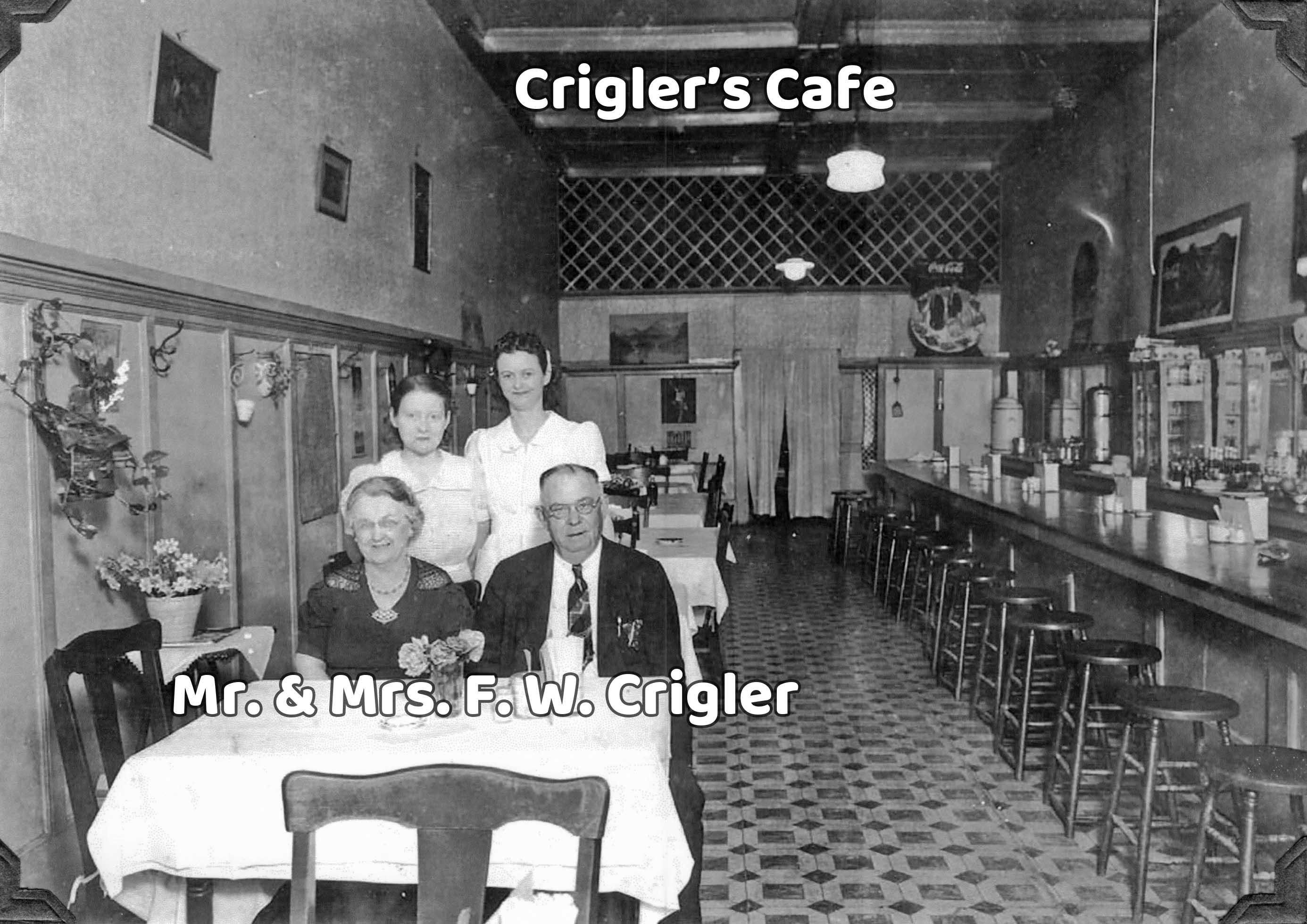 Crigler's Cafe