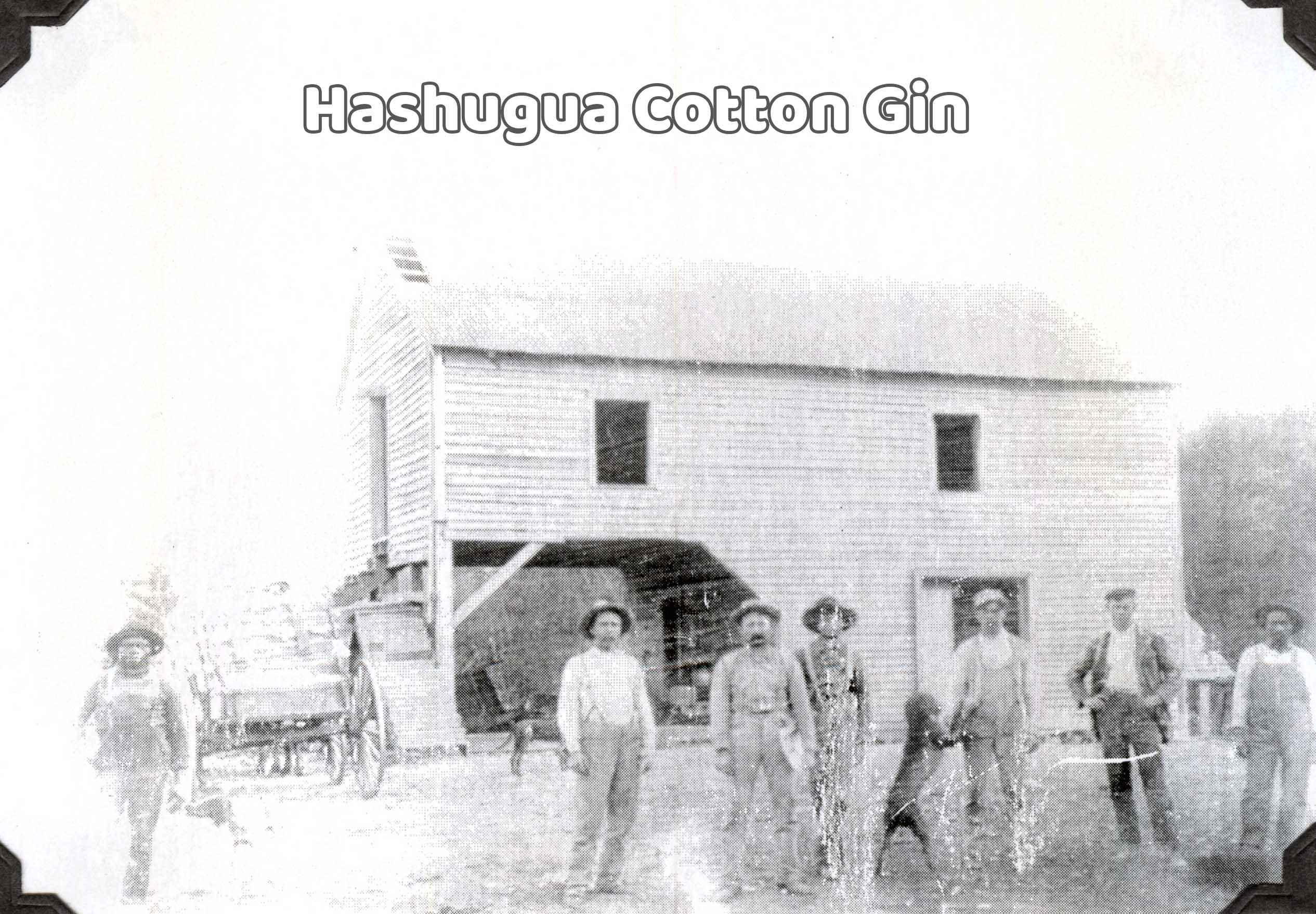 Hashugua Cotton Gin
