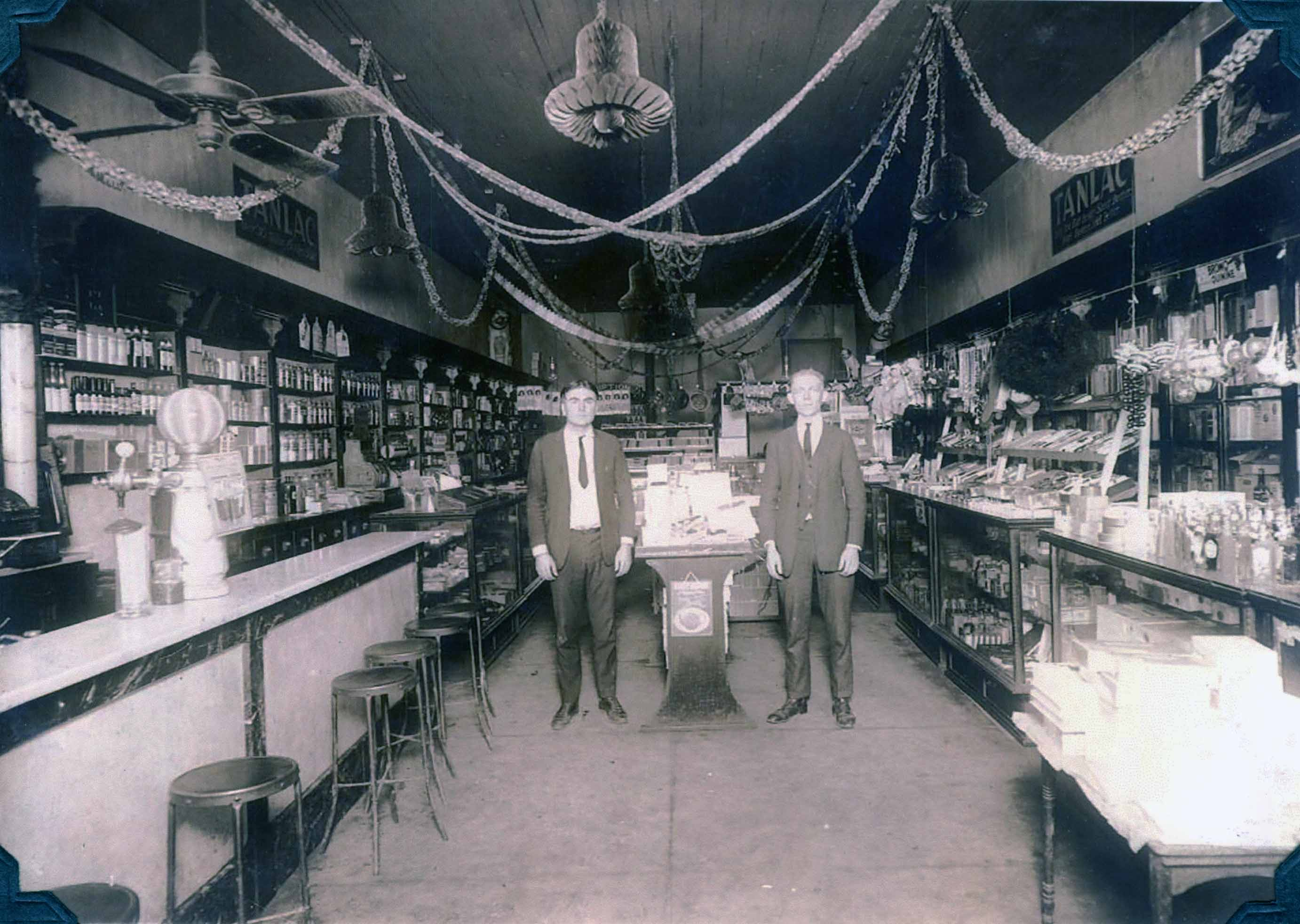 Murphy's Drug Store with Jim Guy and Paul Graham
